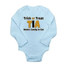 Tia Trick or Treat Body Suit