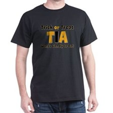 Tia Trick or Treat T-Shirt