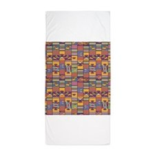 Aztec Hare Beach Towel