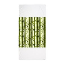 Bamboo Lessons Beach Towel