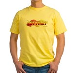 Got Fire? Yellow T-Shirt
