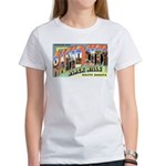 Rapid City South Dakota Greetings Women's T-Shirt