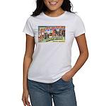 Rapid City South Dakota (Front) Women's T-Shirt