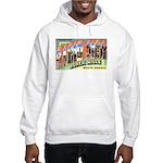 Rapid City South Dakota Greetings Hooded Sweatshir