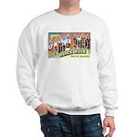 Rapid City South Dakota Greetings Sweatshirt