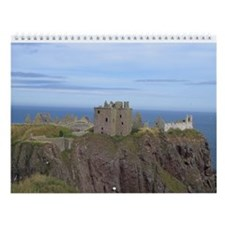 2007 Celtic Scotland Wall Calendar