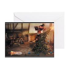 Drunk Dwarves - Greeting Cards (Pk of 10)