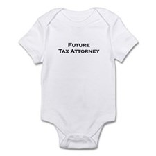 Future Tax Attorney Infant Bodysuit