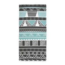 Native Pattern Beach Towel