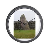 Cool Pictish Wall Clock