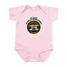 SOF - Special Boat Team 12 Infant Bodysuit