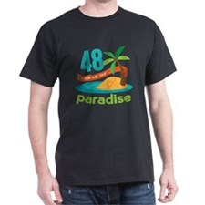 48th Anniversary Paradise T-Shirt