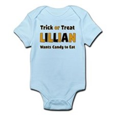 Lillian Trick or Treat Body Suit