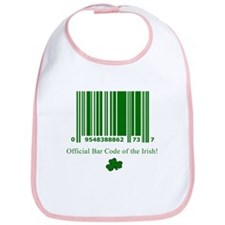 Irish Bar Code Bib