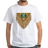 Thunderbird Leather Yoke T-Shirt