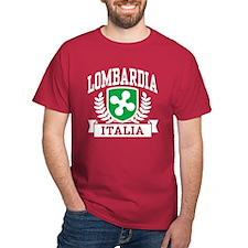Lombardia Italia T-Shirt