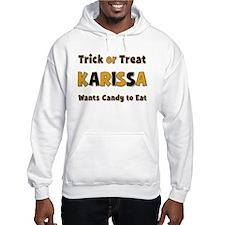 Karissa Trick or Treat Hoodie