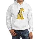 Airedale Terrier Jumper Hoody