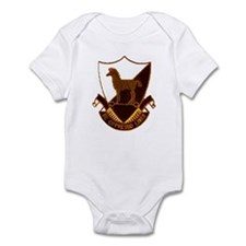 10TH SPECIAL FORCES GROUP AIRBORNE Infant Bodysuit