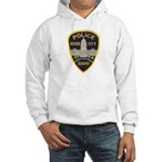Boise City Police Hooded Sweatshirt