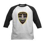 Boise City Police Kids Baseball Jersey