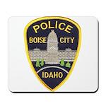 Boise City Police Mousepad