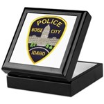 Boise City Police Keepsake Box