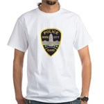 Boise City Police White T-Shirt