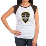 Boise City Police Women's Cap Sleeve T-Shirt