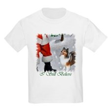 Shetland Sheepdog Christmas T-Shirt