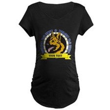 Personalized K9 German Shepherd T-Shirt