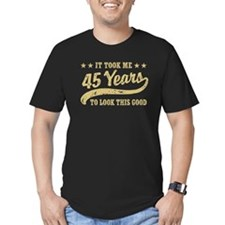 Funny 45th Birthday T