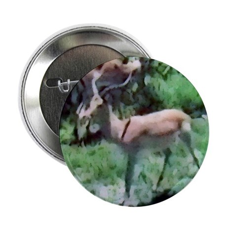 "Gazelle 2.25"" Button (10 pack)"