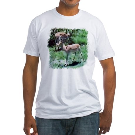 Gazelle Fitted T-Shirt
