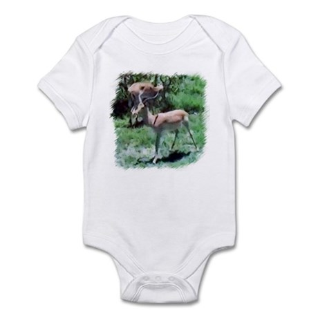 Gazelle Infant Bodysuit