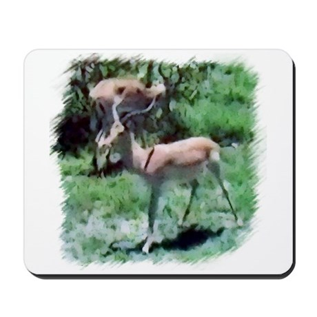 Gazelle Mousepad