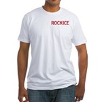 Rock & Ice Fitted T-Shirt