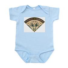 Victorian French Fan Infant Bodysuit