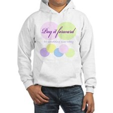 Pay it forward circles Hoodie