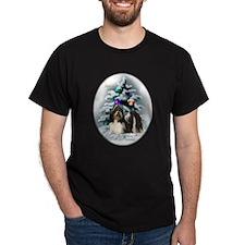 Shih Tzu Christmas T-Shirt