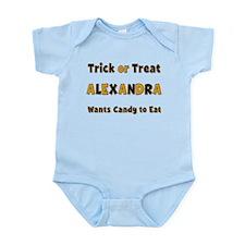 Alexandra Trick or Treat Body Suit