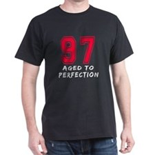97 Year birthday designs T-Shirt