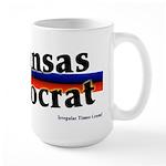Arkansas Democrat Large Mug