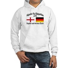 English & German Parts Hoodie