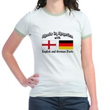 English & German Parts T