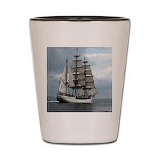 Vintage Vessel Shot Glass