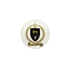 CROTTEAU Family Crest Mini Button (100 pack)