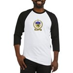 MEAUX Family Crest Baseball Jersey