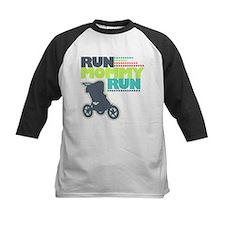 Run Mommy Run - Stroller Baseball Jersey