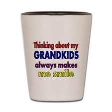 THINKING ABOUT MY GRANDKIDS ALWAYS MAKES ME SMILE